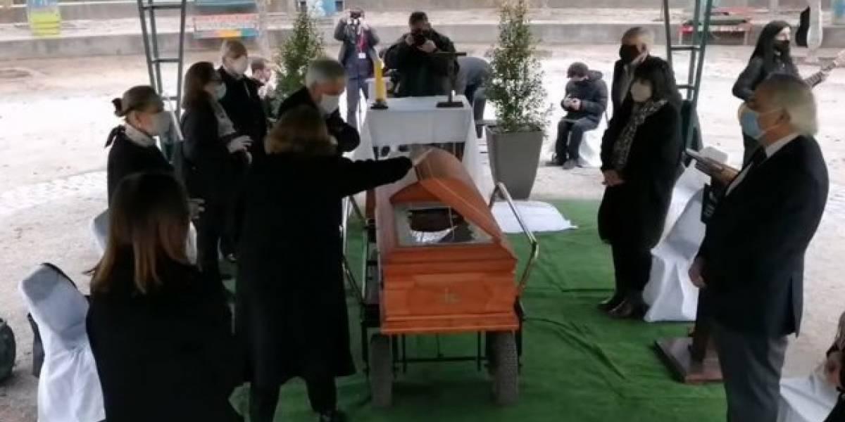 """Subsecretaria Daza y el funeral de Bernardino Piñera: """"Quiero ser bien clara, se cumplió cien por ciento el protocolo"""""""
