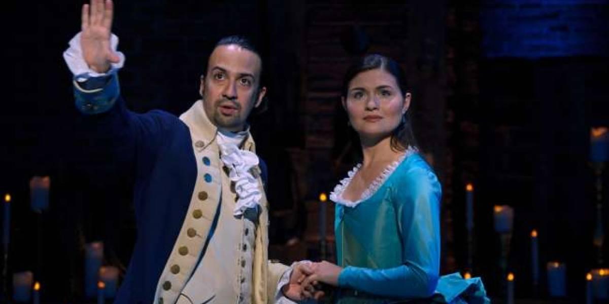 Lin Manuel Miranda agradece acogida de Hamilton en Disney+