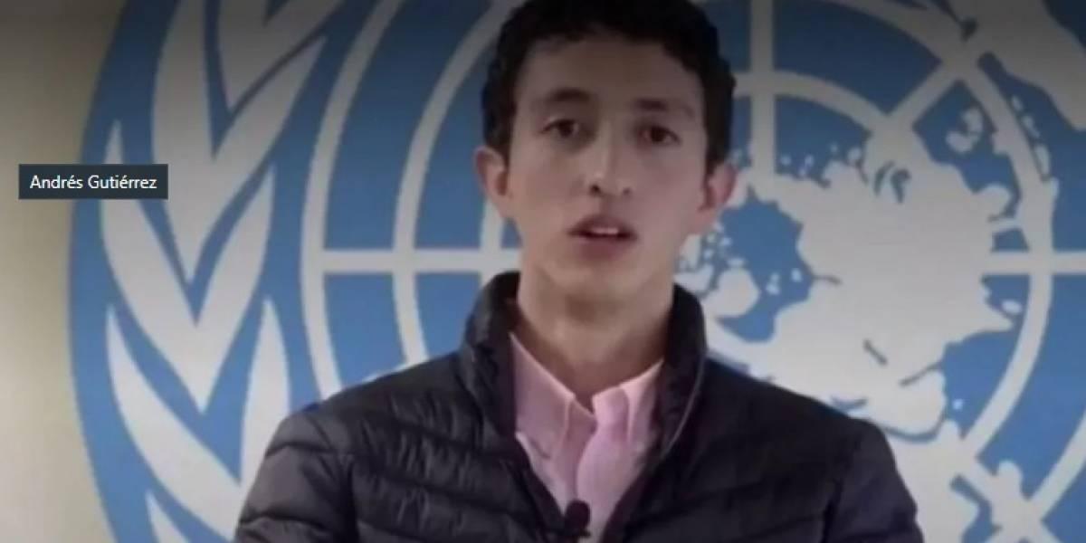 El joven que se hizo pasar por funcionario de la ONU y engañó al Gobierno
