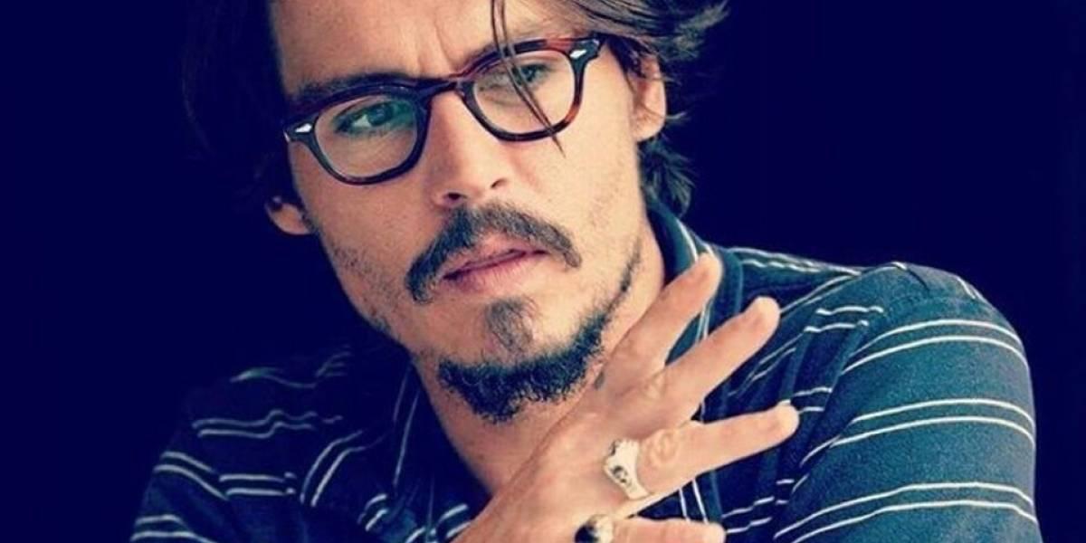 La increíble transformación de Johnny Depp para su nueva película que impresionó al Internet