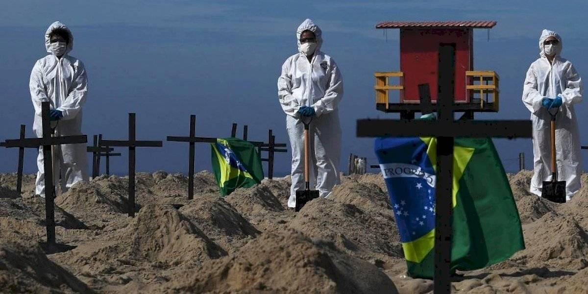 Pandemia se agrava en América Latina y segunda ola amenaza a Europa