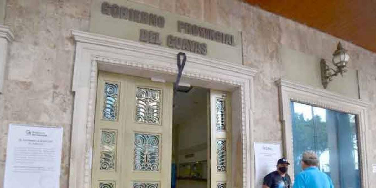 La Prefectura del Guayas decreta 3 días de luto