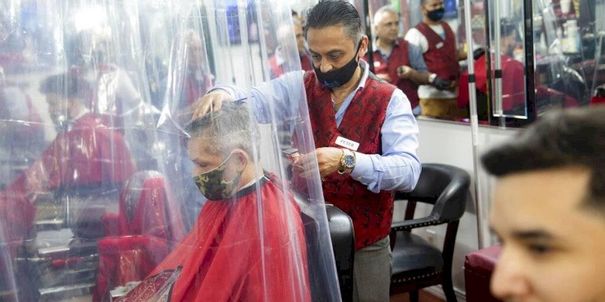 Temen que el coronavirus está saliéndose de control en Estados Unidos