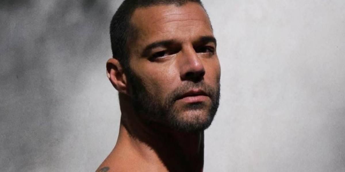 """""""El mejor papá del mundo"""": Ricky Martin celebró el Día del Padre compartiendo fotos inéditas de su papá"""