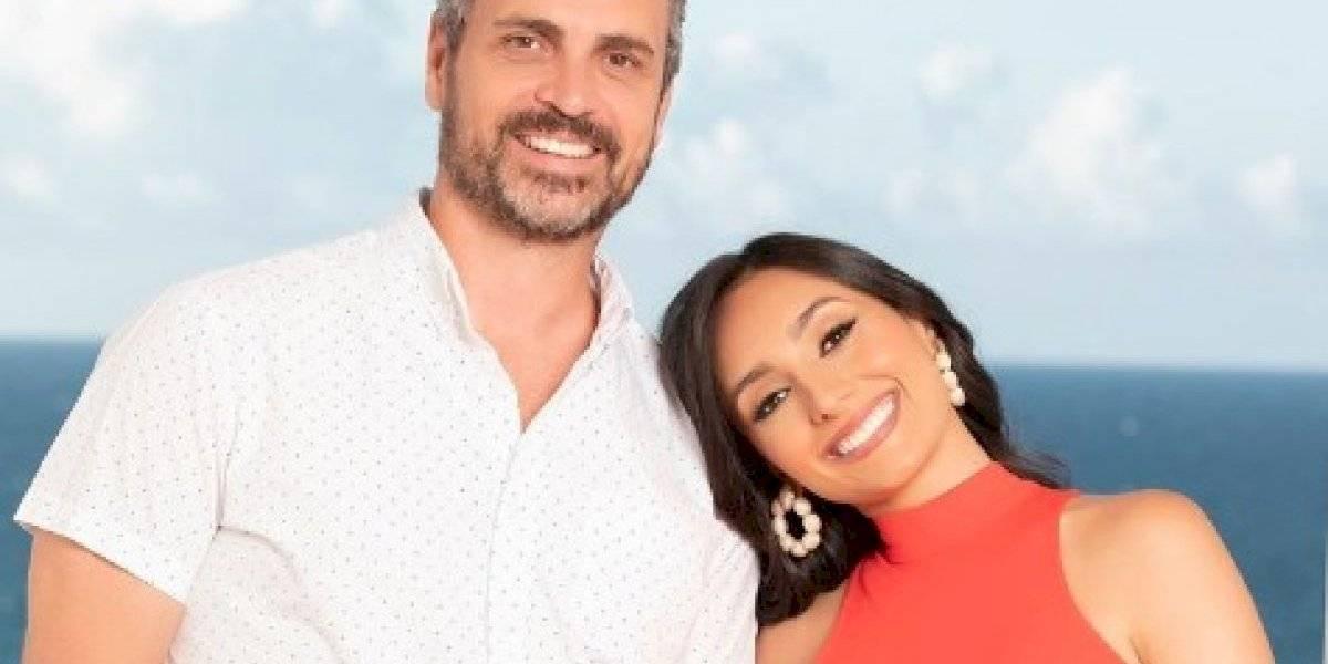 Nicole Chacón anuncia que está embarazada
