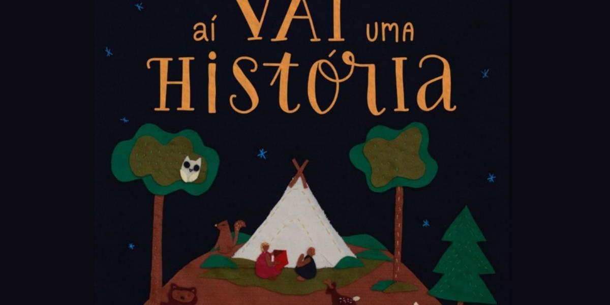 'Aí Vai Uma História': podcast tem narração de histórias clássicas da literatura infantil