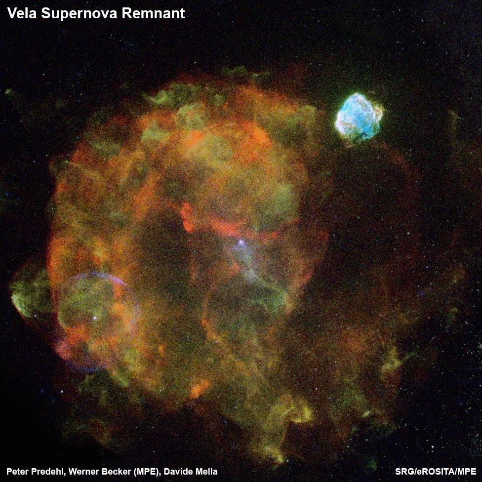 Supernova eROSITA