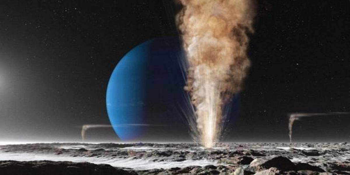 La NASA estudia lanzar una misión para estudiar una de las Lunas del planeta más lejano a la Tierra