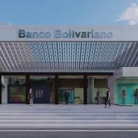 Banco Bolivariano presenta su remodelada sucursal en La Alborada, Guayaquil