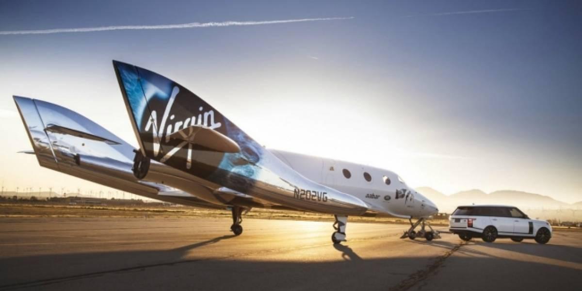 Virgin Galactic aprobado por la NASA para ofrecer algo más que turismo espacial
