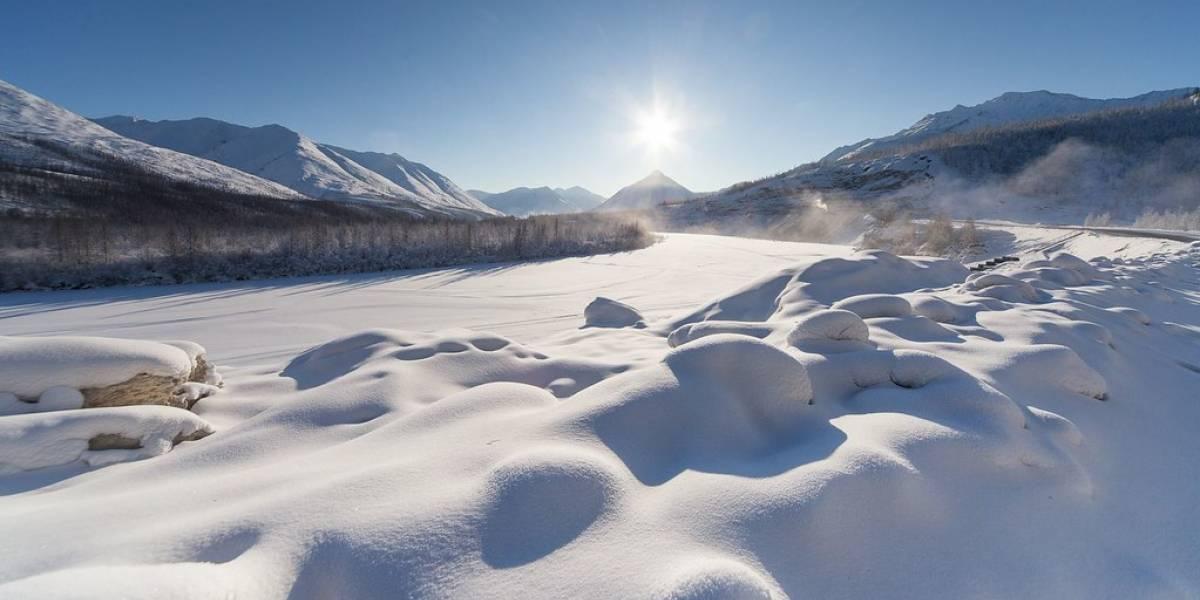 """Un """"verano del caribe"""" se registró en el circulo polar ártico que marcó la temperatura más alta de la historia"""