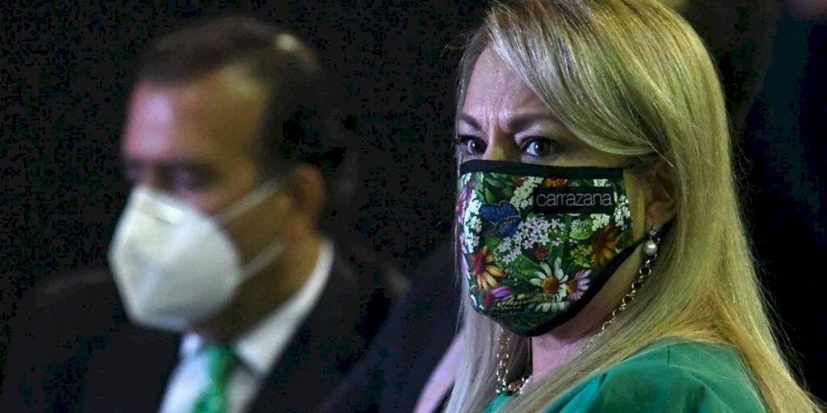Wanda Vázquez dice no hablará más sobre propiedades perdidas en La Fortaleza