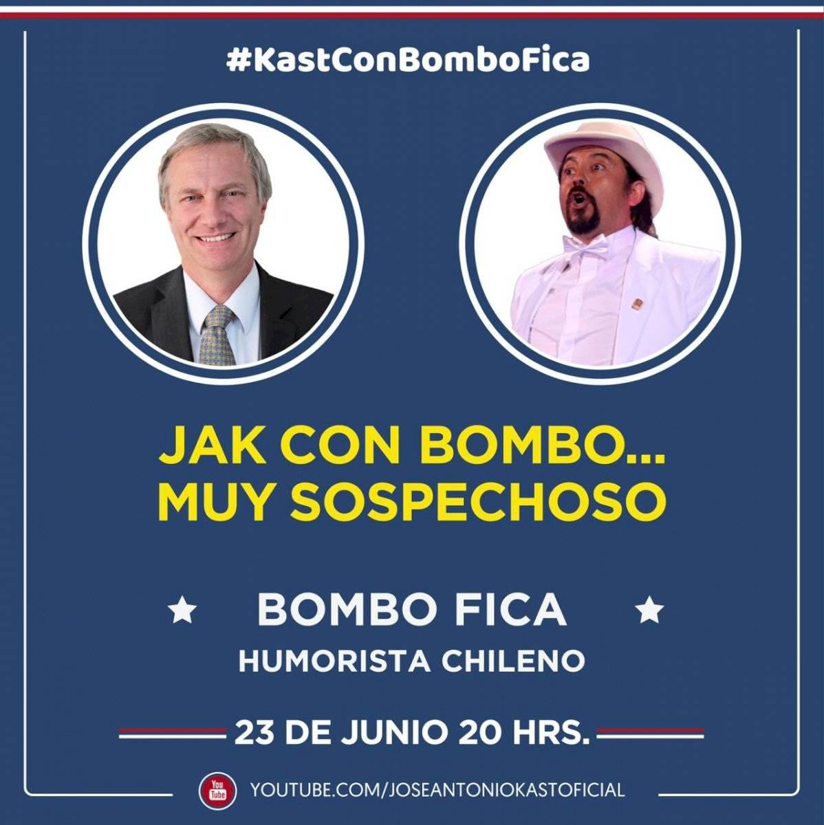Kast Y Bombo Fica