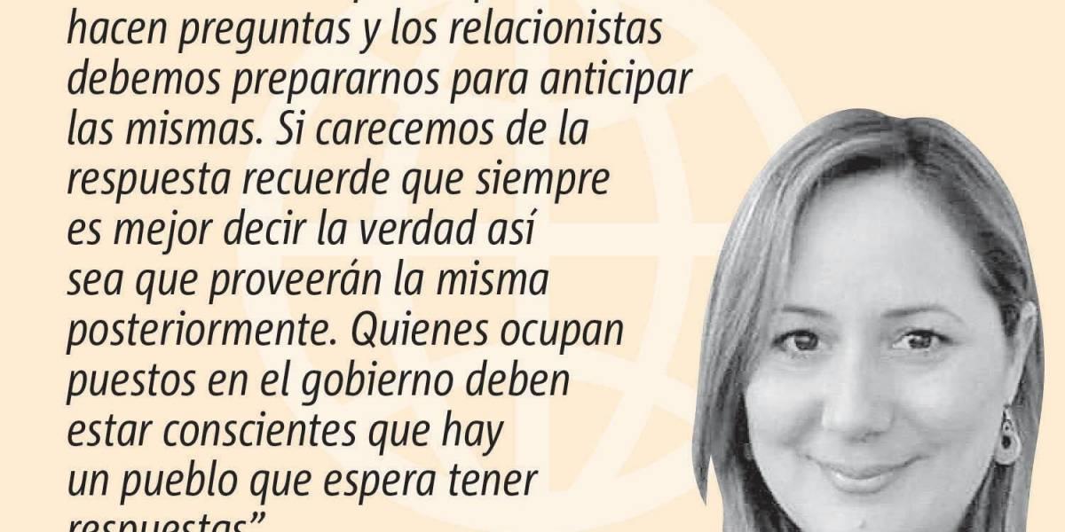 Opinión de Aracelys Otero: ¿Por qué la culpa es de Julio Rivera Saniel y de Milly Méndez?