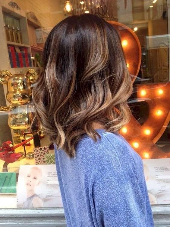 Tortoiseshell hair