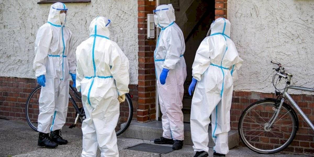 Alemania pone en cuarentena una región por un brote de coronavirus