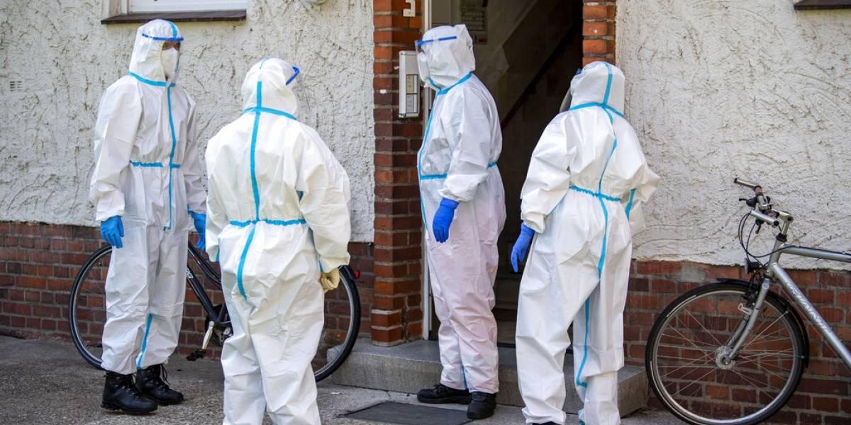 Alarma de rebrote en Europa: Alemania pone en cuarentena toda una región por coronavirus