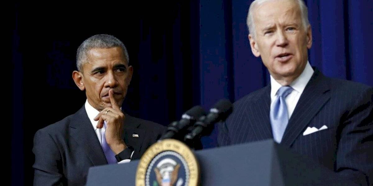 Barack Obama preside acto de recaudación de fondos para Biden