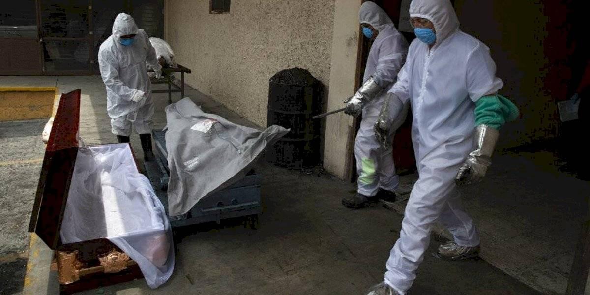¡Que terrible!: México registra otro aumento récord de casos de coronavirus