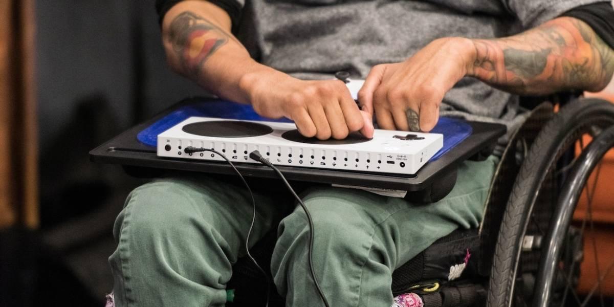 Control inclusivo de Xbox llega a Chile: el dispositivo le permite a personas con discapacidad jugar videojuegos de manera optimizada