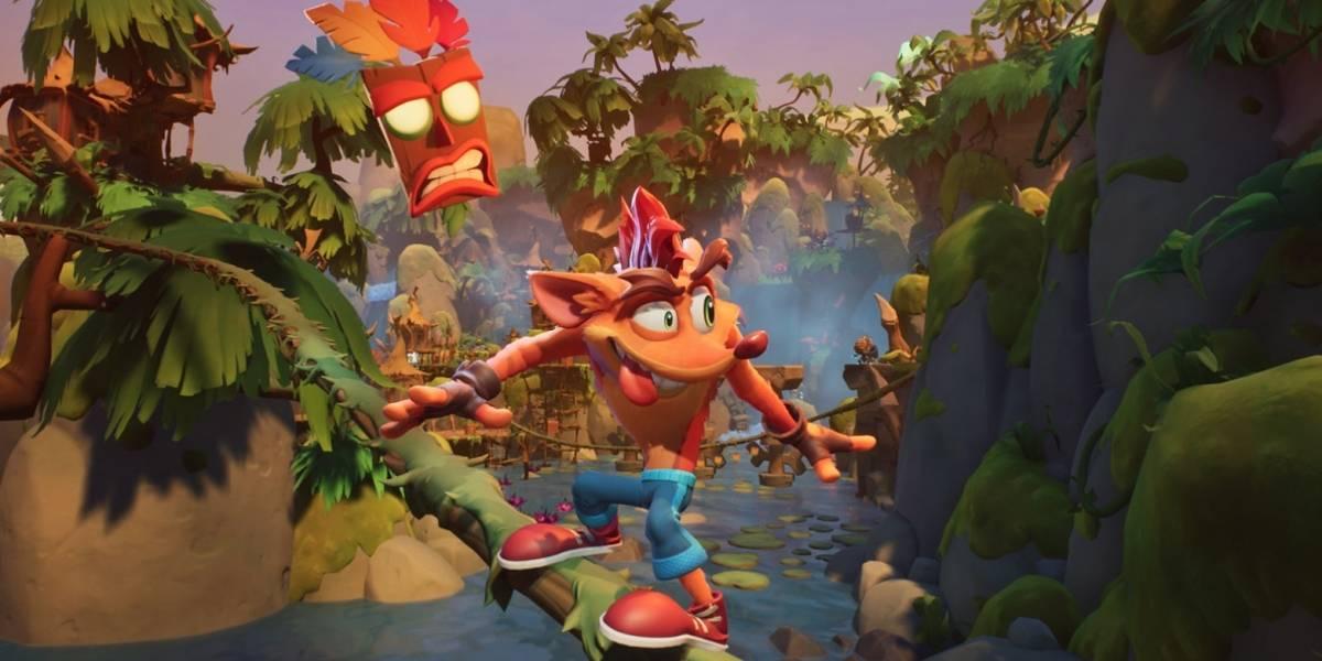 Game Crash Bandicoot 4: It's About Time chega para PS4 em 2 de outubro