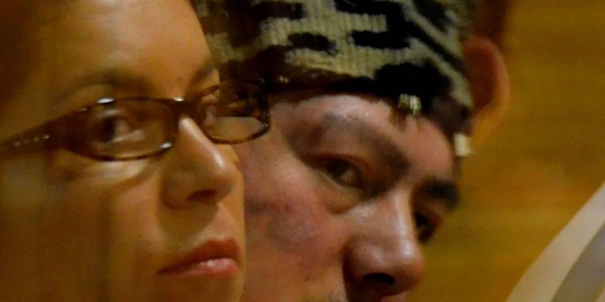 Machi Celestino Córdova va para los dos meses en nueva huelga de hambre líquida y cercanos temen por su vida