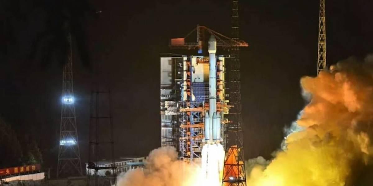 Lanzado el Beidou, último satélite chino para sistema de navegación global
