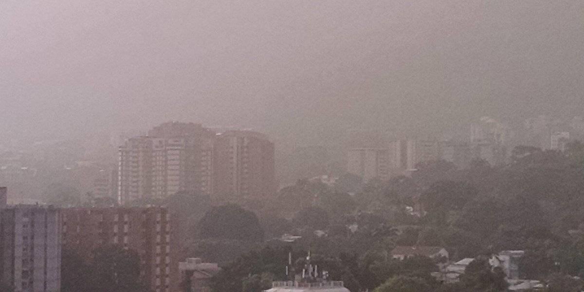 El día se hizo noche: llega la nube de polvo del Sahara a América y cubre Puerto Rico