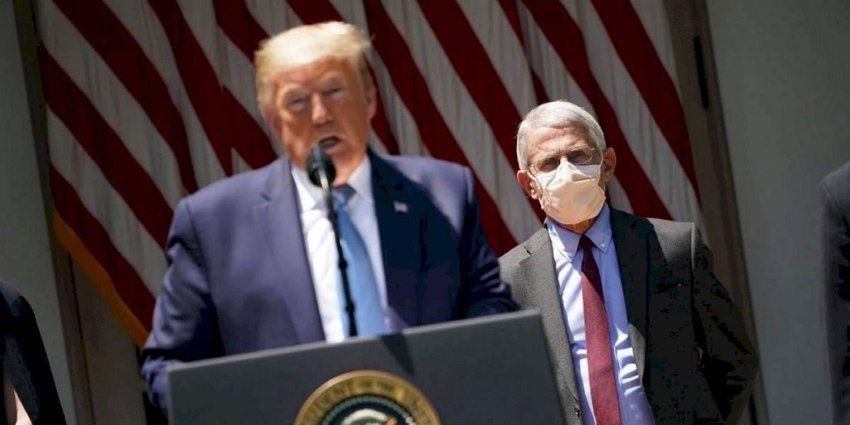 Experto descarta que Trump haya pedido frenar las pruebas de coronavirus