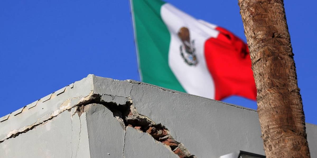 Terremoto de magnitude 7,5 atinge México e pode provocar tsunami