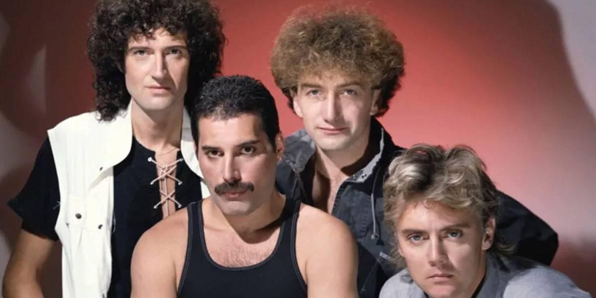 Correio da Inglaterra homenageia 50 anos da banda Queen
