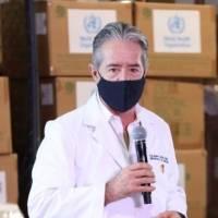 Ministro de Salud aplicará las primeras dosis de la vacuna contra la COVID-19 en Guayaquil