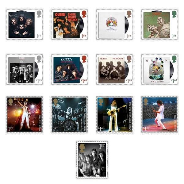 selos da banda queen