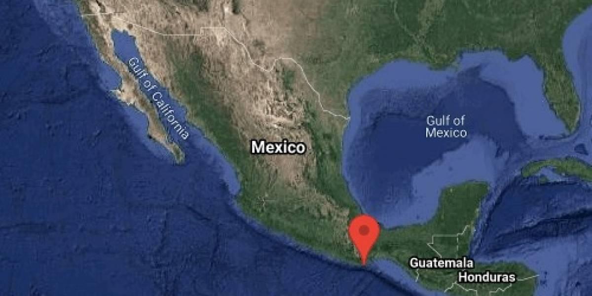 NOAA emite alerta de tsunami en costas de México, Guatemala, Salvador y Honduras