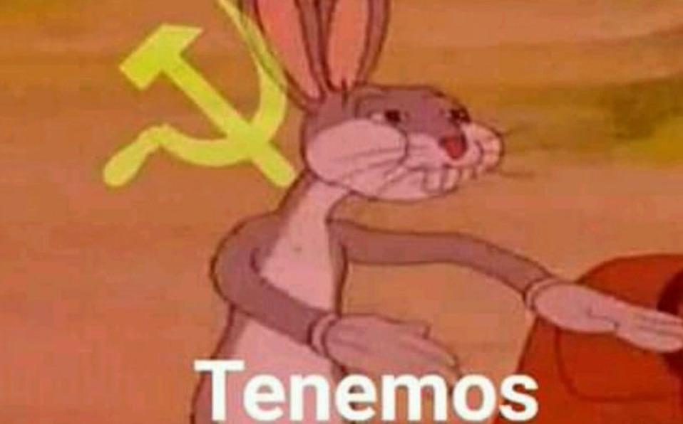 Memes Bugs Bunny Comunista