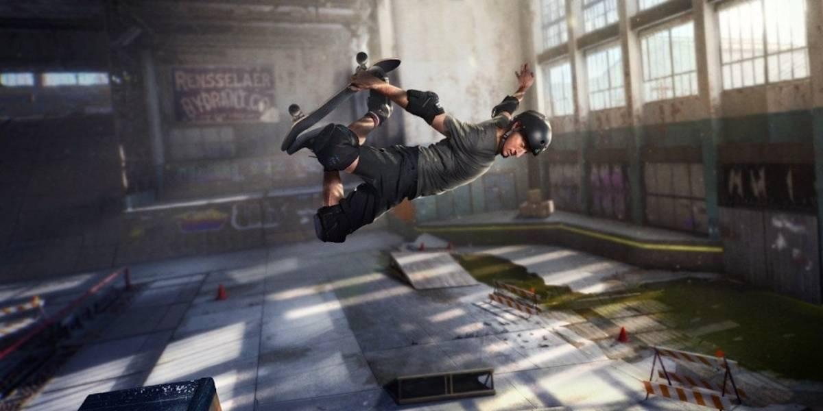 Tony Hawk's Pro Skater 1+2 contará con ocho nuevos personajes