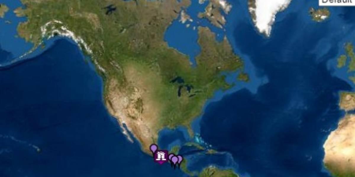 Emiten alerta de tsunami para cuatro países por terremoto en México