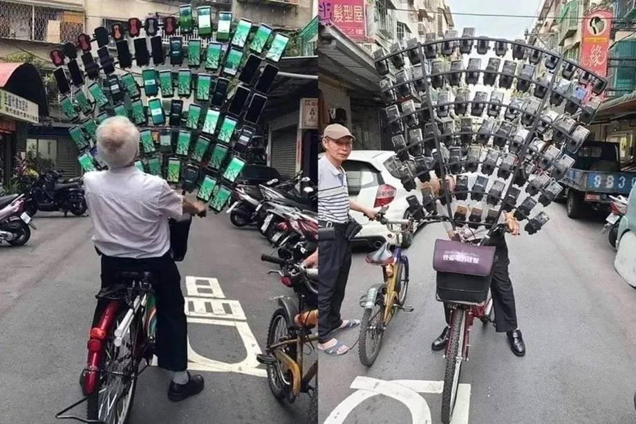 Abuelo 64 teléfonos