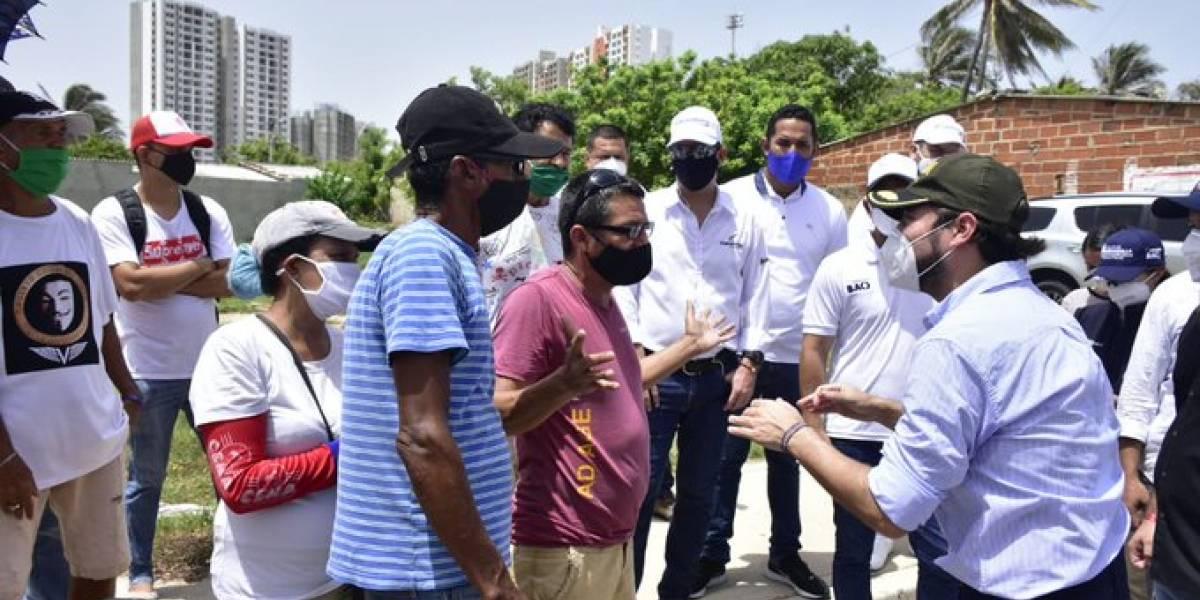 La crisis del coronavirus en Barranquilla analizada desde distintas miradas