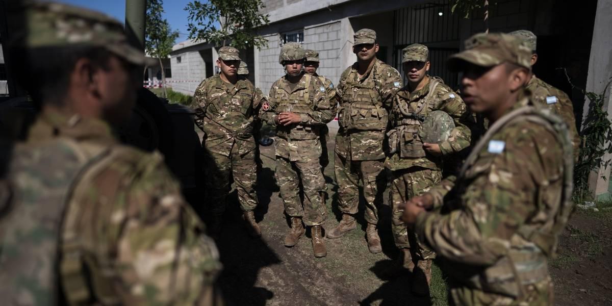 Argentina moviliza su ejército a la frontera con Bolivia: presidente dio la autorización