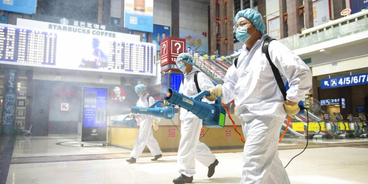 ¿Virus a la baja? Cifras oficiales reflejan un retroceso del rebrote de coronavirus en China