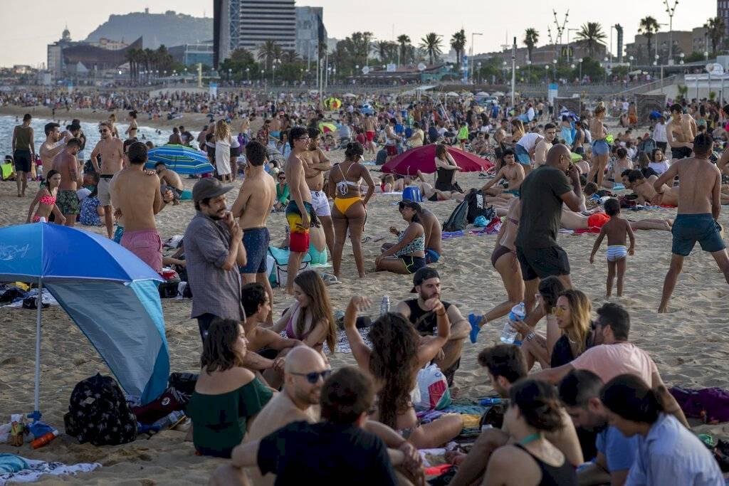 España playa