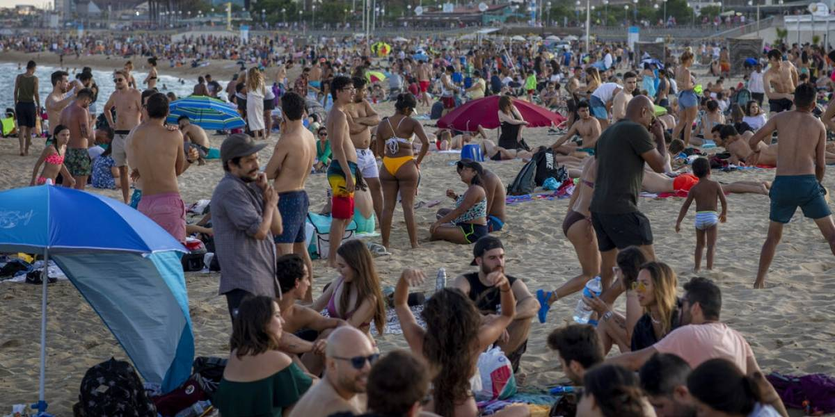 Crece el fantasma del rebrote en Europa: España duplica número de contagiados en 24 horas