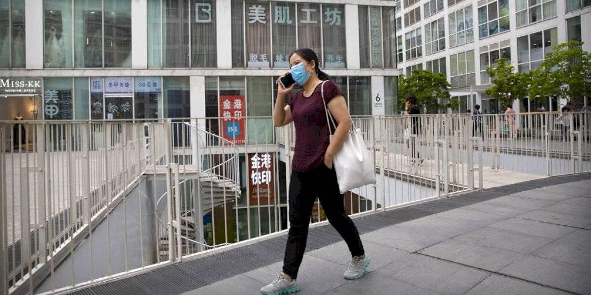 Brote de coronavirus en China y su capital parece estar retrocediendo
