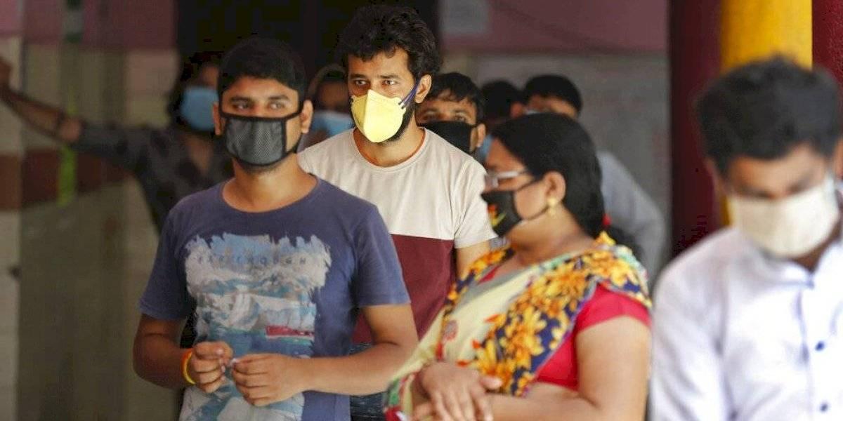 India reporta nuevo récord contagios coronavirus con casi 16 mil casos