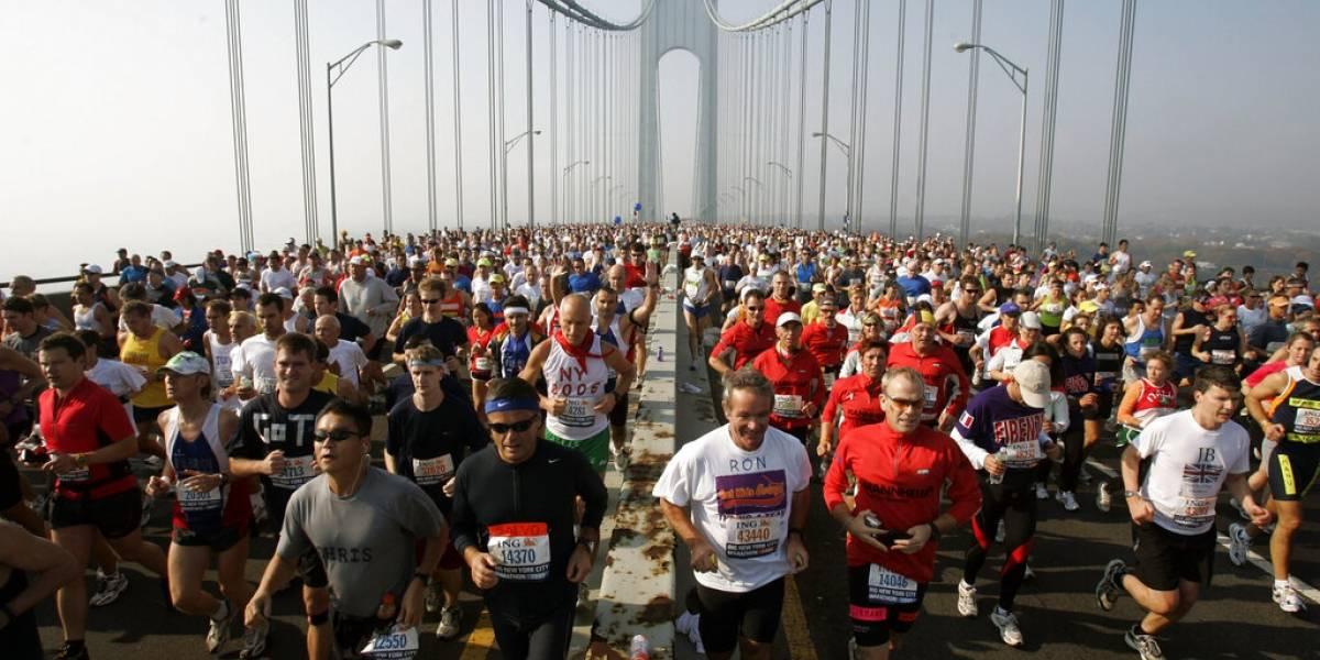 Cancelan maratón de Nueva York por la pandemia
