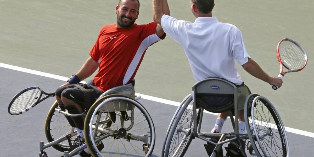 US Open no eliminará torneo en silla de ruedas
