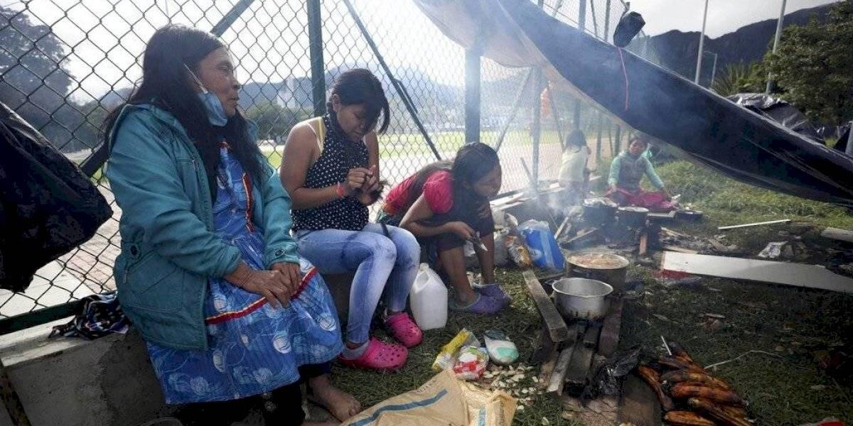 El drama que enfrentan miles de familias indígenas en Colombia por el covid-19