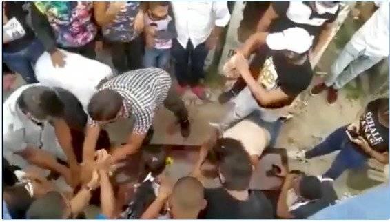 Ataúd Colombia