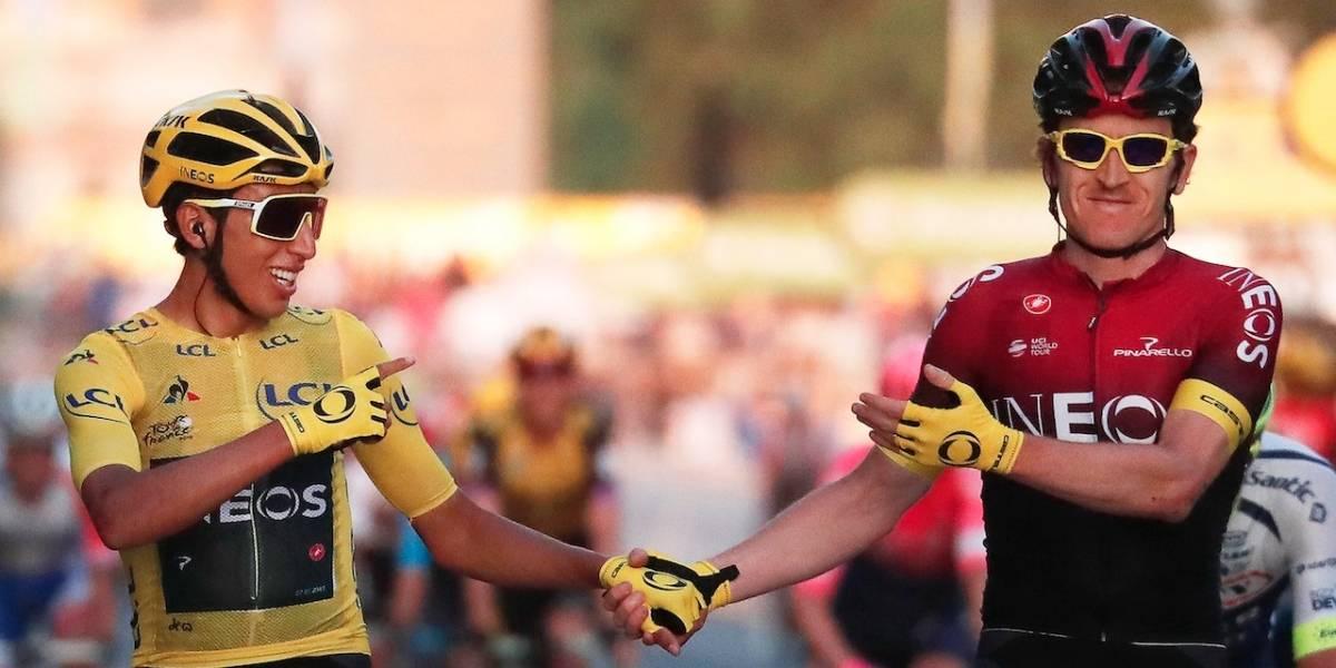 ¿Egan, Froome o Geraint? Thomas reveló quién liderará al Ineos en el Tour y terminó con los rumores